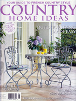 PURE LINEN featured in Country Home Ideas Vol11 No1