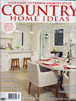 PURE LINEN featured in Country Home Ideas Vol11 No2
