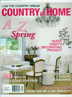 PURE LINEN featured in Country At Home