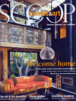 PURE LINEN featured in Scoop Autumn 2013