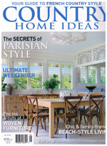 PURE LINEN featured in Country Home Ideas Vol 14 No 1 2014