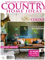 PURE LINEN featured in Country Home Ideas Vol 14 No 4 2014