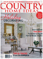 PURE LINEN featured in Country Home Ideas Vol.14 No.8