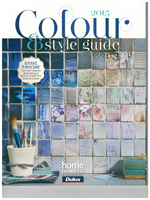PURE LINEN featured in Colour & Style Guide 2015