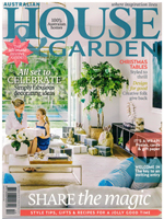 PURE LINEN featured in House & Garden December 2015