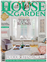 PURE LINEN featured in House & Garden October 2015