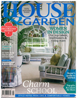 PURE LINEN featured in House & Garden May 2015