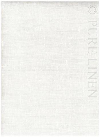 Fabric Article 106003W Herringbone Optical White 185 gsm