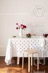 DOTS - PURE LINEN Table linen