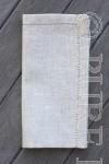 Modern Classic Napkins Herringbone Natural by PURE LINEN