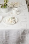 """""""Mimosa"""" Table Linen Collection by PURE LINEN"""