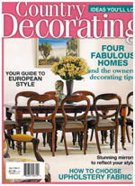 PURE LINEN featured in  Country Decorating Vol 2 No 5 2014