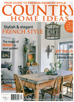 PURE LINEN featured in Country At Home Vol 15 No 11